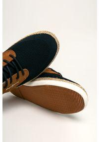 Sneakersy Pepe Jeans z cholewką, z okrągłym noskiem #4