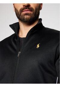 Polo Ralph Lauren Bluza Lsl 710828372002 Czarny Regular Fit. Typ kołnierza: polo. Kolor: czarny
