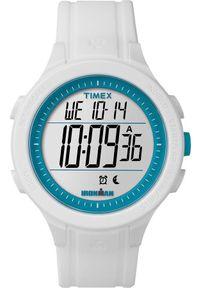 Zegarek Timex Zegarek Timex Ironman TW5M14800 biały. Kolor: biały