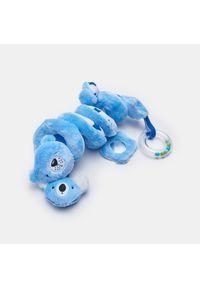 Interaktywna spirala dla niemowlaka - Wielobarwny
