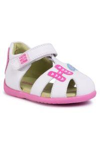 Białe sandały Agatha Ruiz de la Prada