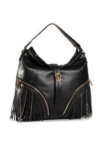 Czarna torebka klasyczna Liu Jo klasyczna