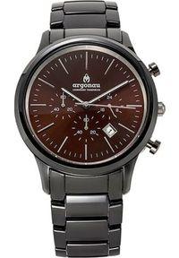 Zegarek Argonau Męski Norfolk Brown (AU1021)
