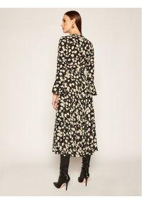 Polo Ralph Lauren Sukienka letnia 211816583002 Kolorowy Regular Fit. Typ kołnierza: polo. Wzór: kolorowy. Sezon: lato