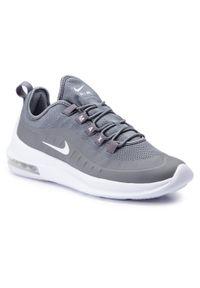 Szare sneakersy Nike z cholewką, na co dzień
