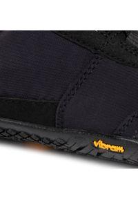 Czarne buty do fitnessu Vibram Fivefingers na co dzień, z cholewką, Vibram FiveFingers #6