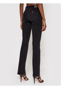 Czarne jeansy bootcut Liu Jo