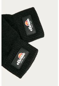 Czarna czapka Ellesse z aplikacjami #6