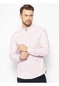 Różowa koszula casual JOOP! Jeans