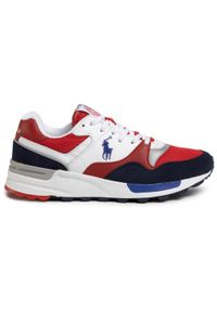 Sneakersy Polo Ralph Lauren z cholewką, na co dzień