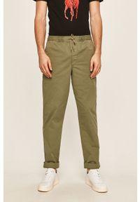Zielone spodnie Polo Ralph Lauren na co dzień, casualowe
