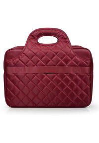 Czerwona torba na laptopa PORT DESIGNS