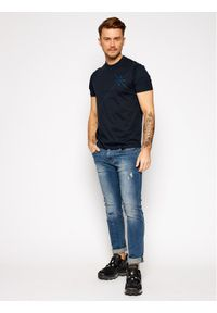Armani Exchange Jeansy Slim Fit 6HZJ13 Z1KRZ 1500 Niebieski Slim Fit. Kolor: niebieski