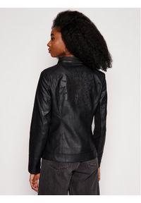 Czarna kurtka przejściowa Desigual