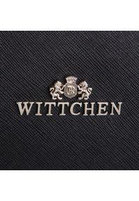 Czarna listonoszka Wittchen skórzana
