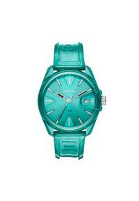 Zielony zegarek Diesel