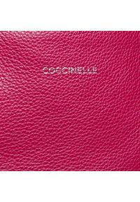 Różowa torebka klasyczna Coccinelle