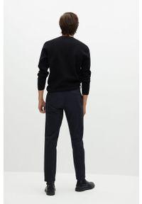 Mango Man - Spodnie Brest. Kolor: szary