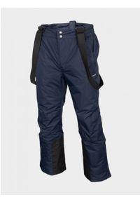 Everhill - Spodnie narciarskie męskie. Materiał: poliester. Sport: narciarstwo