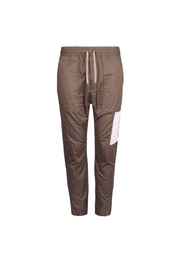 Spodnie Antony Morato na co dzień, z aplikacjami