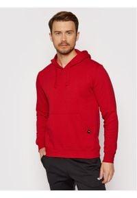 Joma Bluza Montana 102108.600 Czerwony Regular Fit. Kolor: czerwony