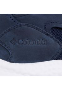 Niebieskie półbuty columbia z cholewką, marine