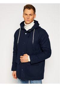 Niebieska kurtka zimowa Quiksilver
