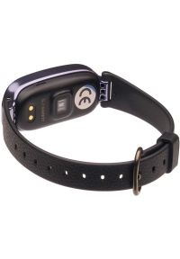 Czarny zegarek GARETT elegancki, smartwatch #4