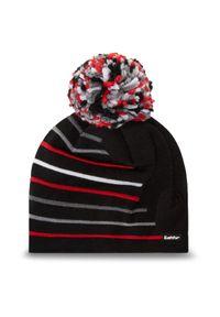 Czarna czapka Eisbar