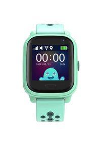 Zielony zegarek Smartomat smartwatch