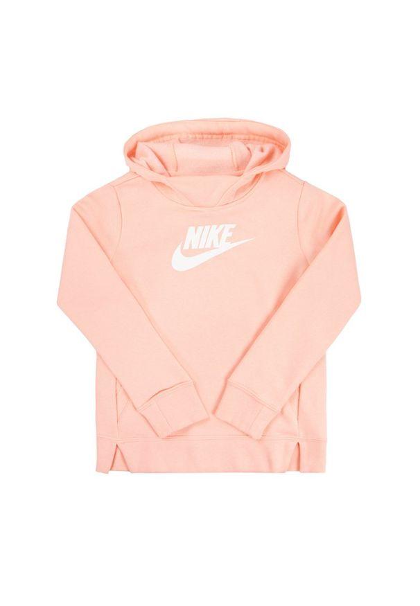 Różowa bluza Nike