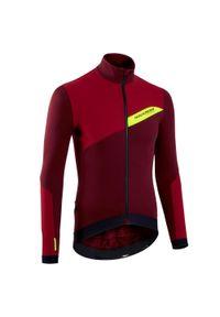 ROCKRIDER - Bluza rowerowa Rockrider XC Pro Fit. Materiał: dzianina, materiał. Długość rękawa: długi rękaw. Długość: długie. Sport: kolarstwo