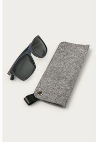 Szare okulary przeciwsłoneczne medicine gładkie