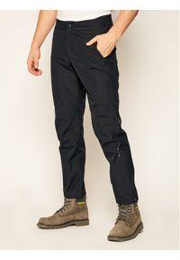 Czarne spodnie sportowe Marmot outdoorowe