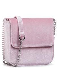 DeeZee - Torebka DEEZEE - RX3301 Pink. Kolor: różowy