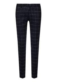 Niebieskie spodnie garniturowe Roy Robson #7
