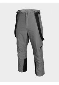 outhorn - Spodnie narciarskie męskie. Materiał: poliester. Sezon: zima. Sport: narciarstwo