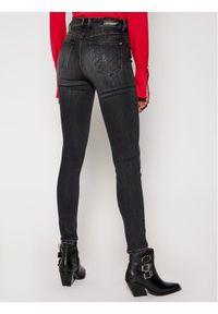 Guess Jeansy Skinny Fit Warm W0BA46 D465A Szary Skinny Fit. Kolor: szary