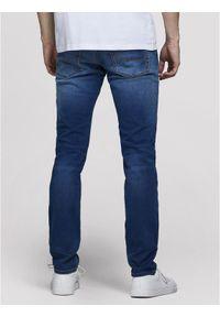 Jack & Jones - Jack&Jones Jeansy Glen 12175975 Niebieski Slim Fit. Kolor: niebieski