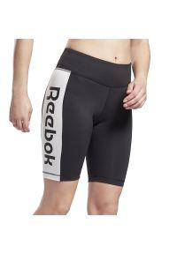 Reebok Linear Logo > GM9091. Materiał: tkanina, poliester, materiał, elastan. Sport: fitness