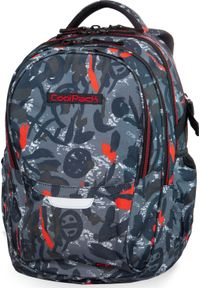 Czerwony plecak Coolpack