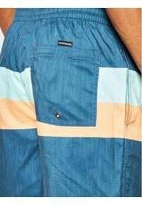 Szorty Quiksilver w kolorowe wzory