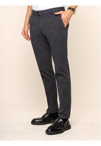 JOOP! - Joop! Spodnie materiałowe 30017332 Szary Slim Fit. Kolor: szary. Materiał: materiał