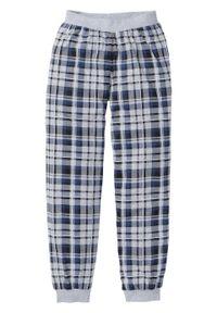 Szara piżama bonprix melanż