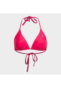 Różowy strój kąpielowy outhorn z wyjmowanymi miseczkami