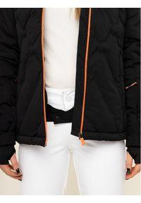 Roxy Kurtka narciarska Breeze ERJTJ03211 Czarny Slim Fit. Kolor: czarny