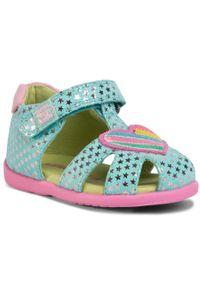 Zielone sandały Agatha Ruiz de la Prada