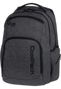 Czarny plecak Coolpack