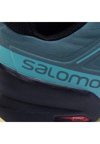 Niebieskie buty do biegania salomon z cholewką, Salomon Speedcross, na co dzień