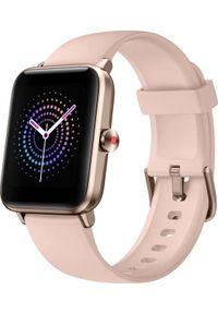 ULEFONE - Smartwatch UleFone Watch Pro Różowy (UF-WP/PK). Rodzaj zegarka: smartwatch. Kolor: różowy